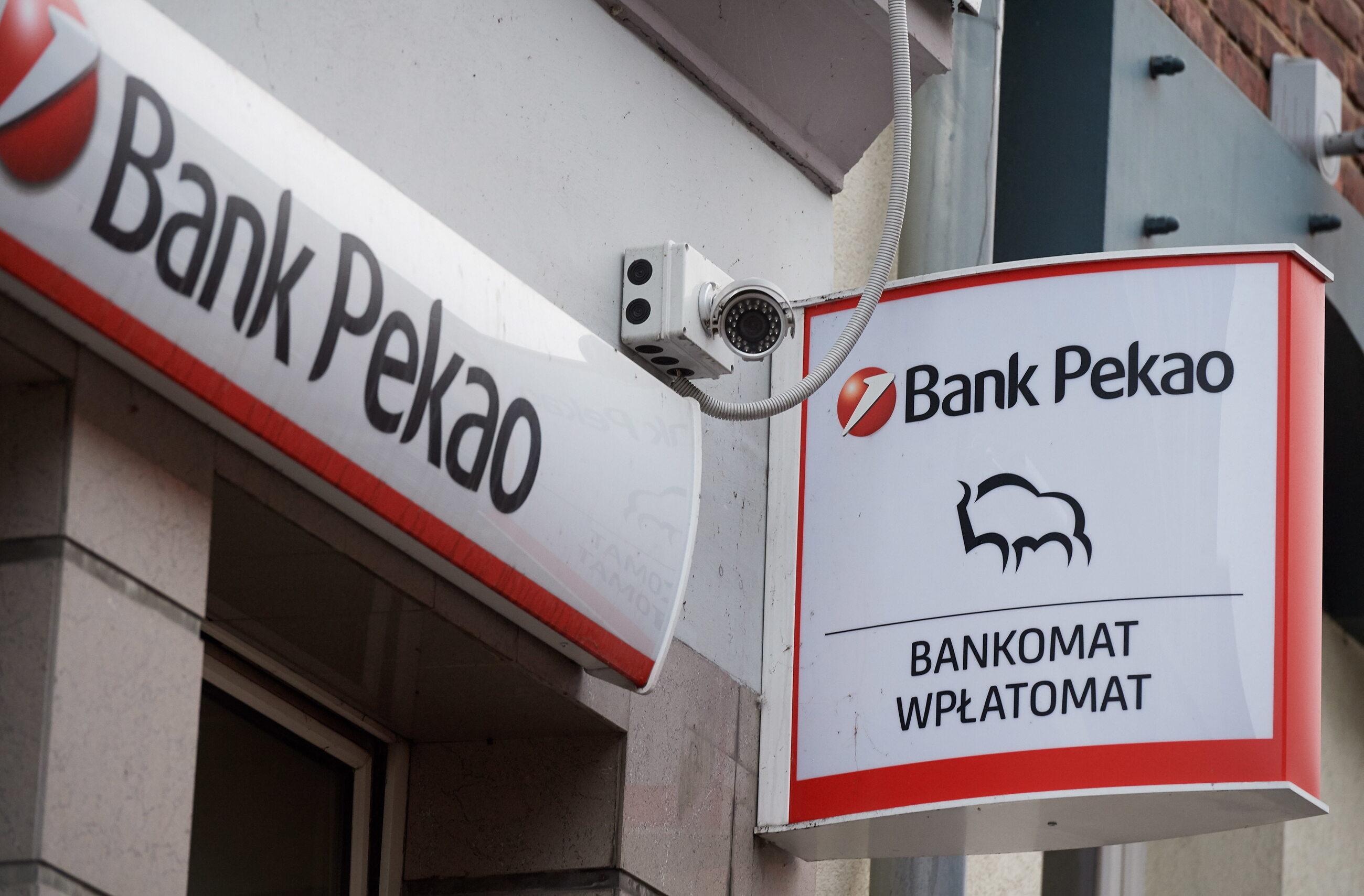 Oddział banku Pekao SA w Gdańsku