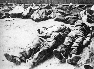 Ofiary masakry na Woli