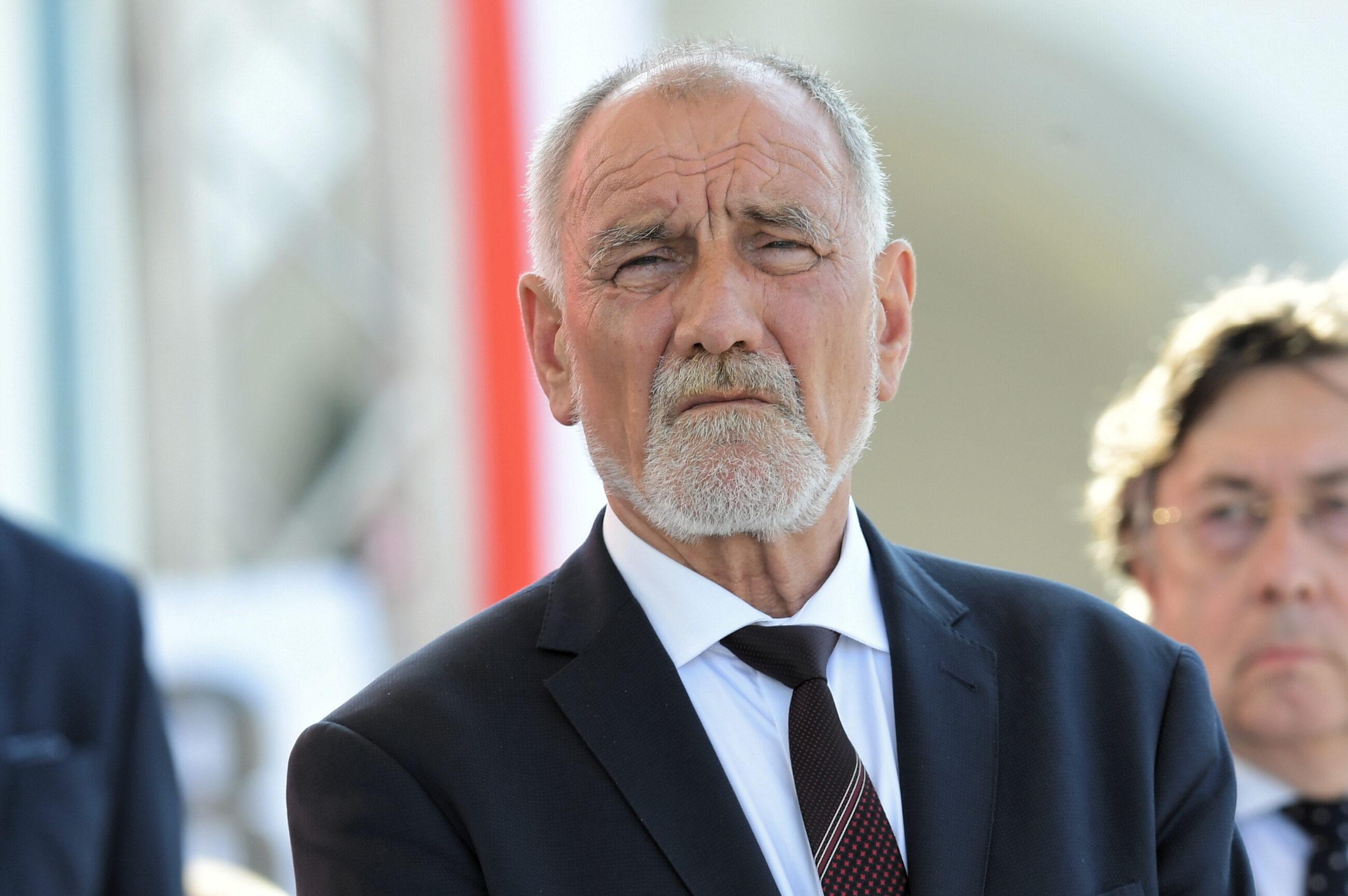 Ojciec prezydenta Andrzeja Dudy Jan Tadeusz Duda