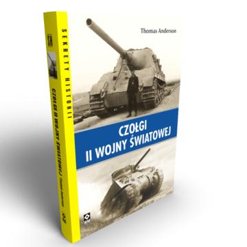 Okładka Czołgi II wojny