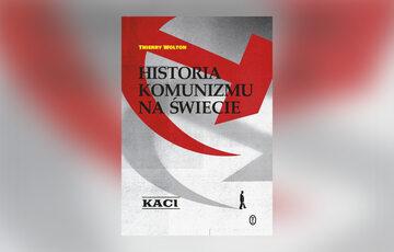 """Okładka książki """"Historia komunizmu na świecie"""""""