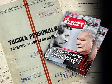 """Okładka najnowszego wydania tygodnika """"Do Rzeczy"""""""