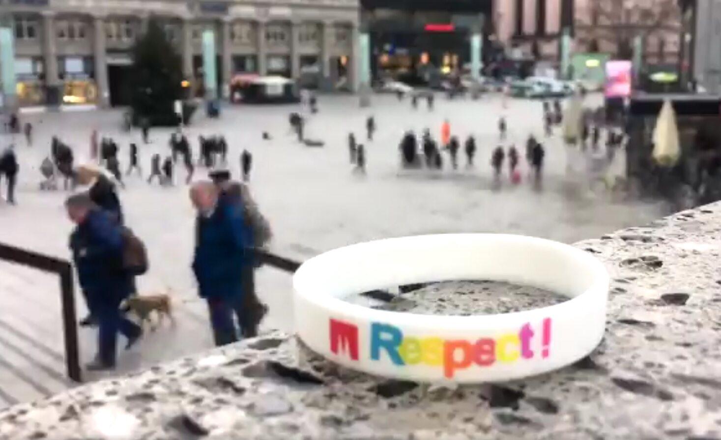 Opaski - Respect