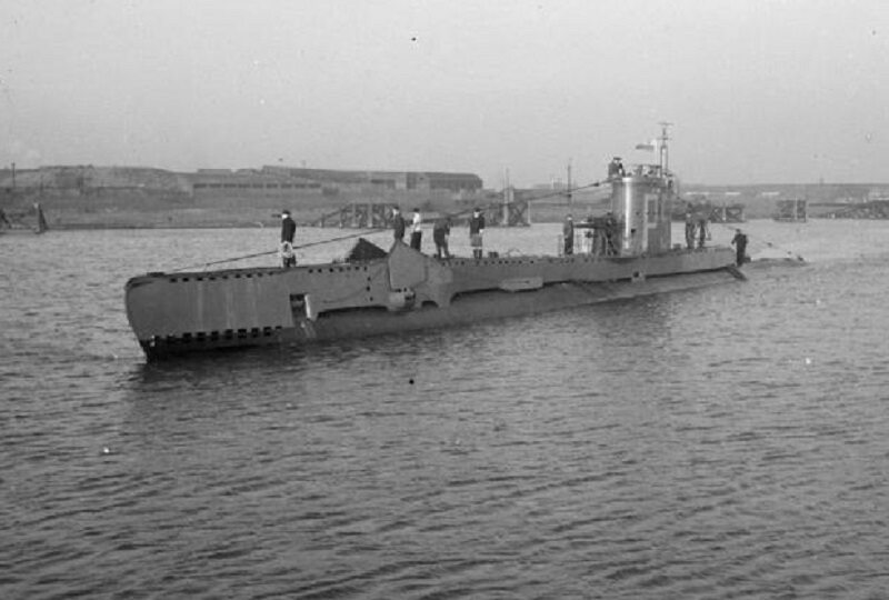 "ORP ""Dzik"", grudzień 1942 r."