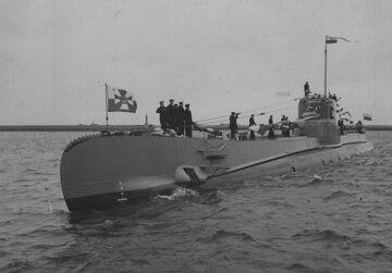 "ORP ""Orzeł"", 10 lutego 1939"