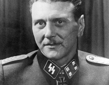 Otto Skorzeny w 1943 r.