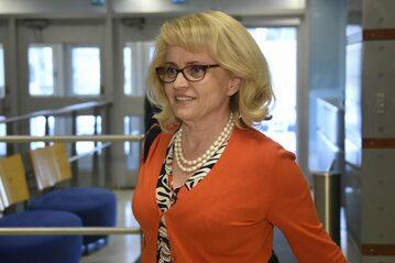 Päivi Räsänen, fińska parlamentarzystka i była minister spraw wewnętrznych