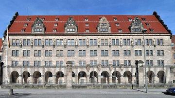 Pałac Sprawiedliwości w Norymberdze