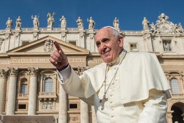 Papież Franciszek – zdjęcie ilustracyjne