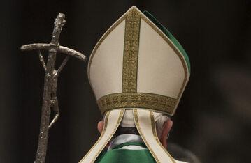 Papież Franciszek, zdjęcie ilustracyjne