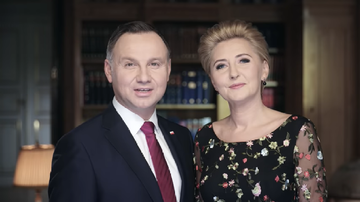 Para prezydencka zaprasza na Narodowe Czytanie 2019