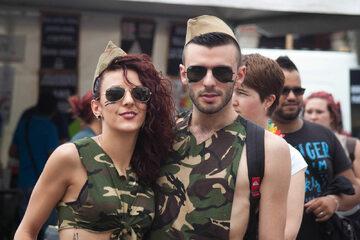 Parada LGBT – zdjęcie ilustracyjne
