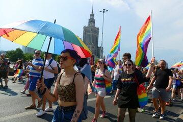Parada Równości w Warszawie, 2019