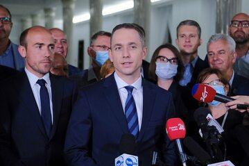 Parlamentarzyści KO w Sejmie