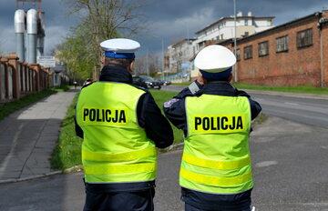 Patrol drogówki