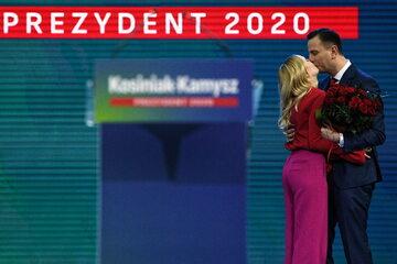 Paulina Kosiniak-Kamysz i Władysław Kosiniak-Kamysz