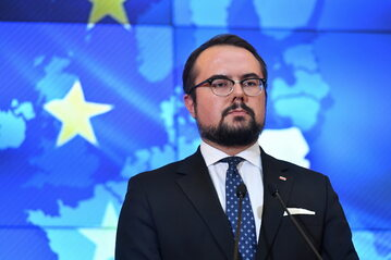 Paweł Jabłoński, wiceszef MSZ