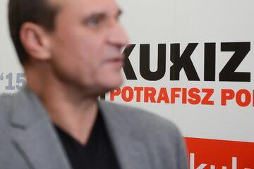Paweł Kukiz, przewodniczący klubu Kukiz'15