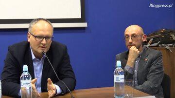 Paweł Lisicki i Marcin Urynowicz