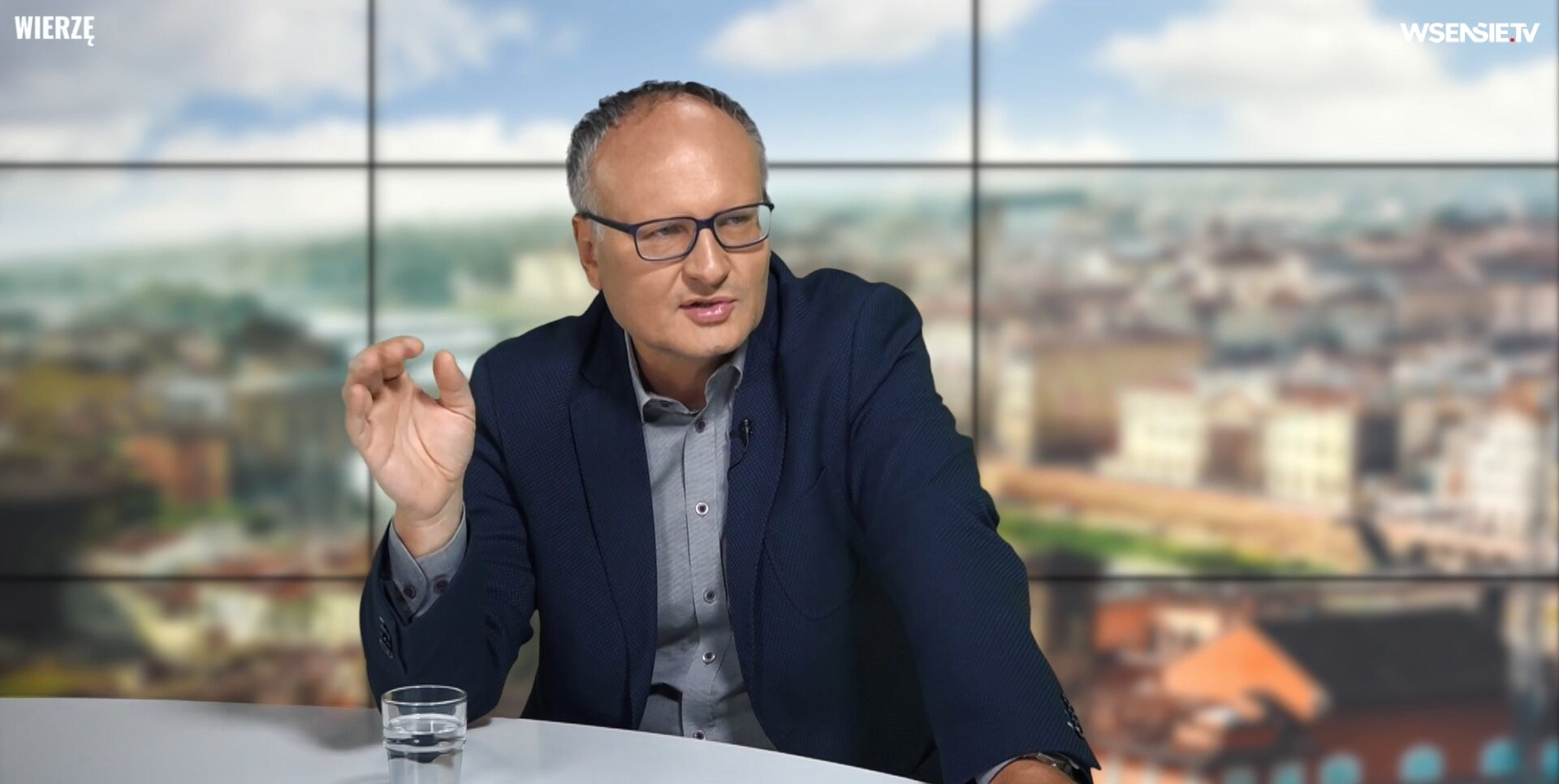 Paweł Lisicki na antenie wSensie.tv