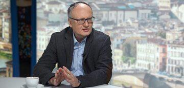 """Paweł Lisicki, red. nacz. tygodnika """"Do Rzeczy"""""""