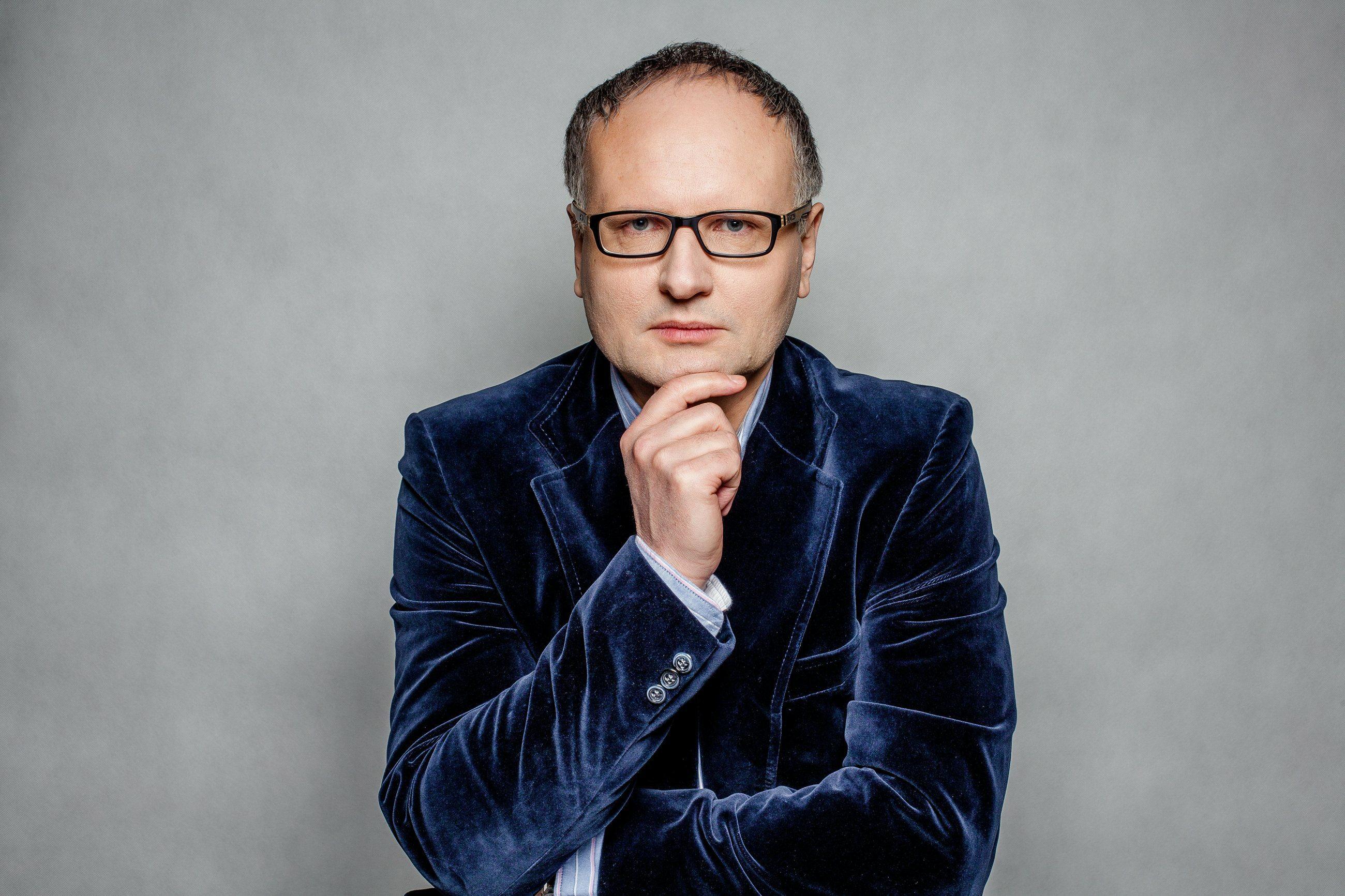 """Paweł Lisicki, red. naczelny """"Do Rzeczy"""""""