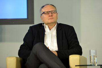 """Paweł Lisicki, redaktor naczelny """"Do Rzeczy"""""""