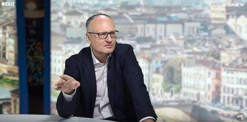 """Paweł Lisicki w programie """"Wierzę"""""""