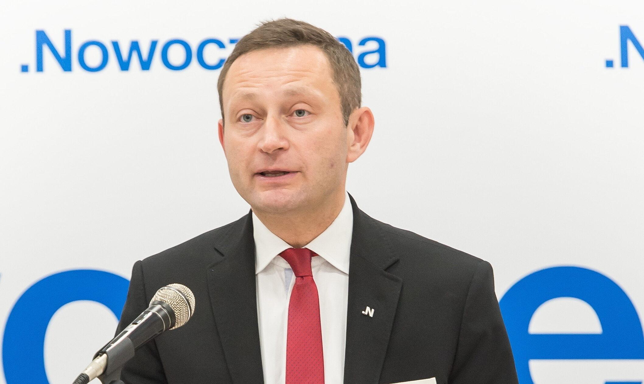 Paweł Rabiej, .Nowoczesna