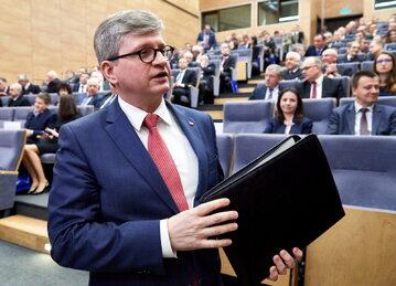 Paweł Soloch, szef BBN