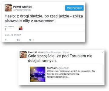 Paweł Wroński komentarze