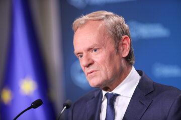 Pełniący obowiązki przewodniczącego Platformy Obywatelskiej Donald Tusk