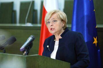 Pierwszy Prezes Sądu Najwyższego Małgorzata Gersdorf