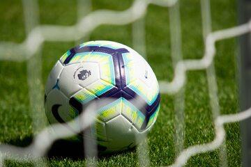 Piłka używana w rozgrywkach Premier League. Zdj. ilustracyjne
