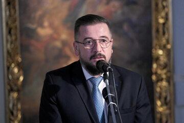 Piotr Dmitrowicz, dyrektor Muzeum Jana Pawła II Prymasa Wyszyńskiego