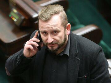 Piotr Liroy-Marzec, poseł Kukiz'15