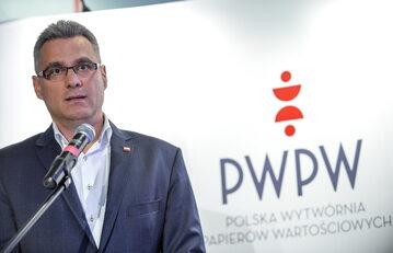 Piotr Woyciechowski, b. prezes PWPW