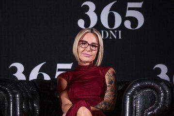 Pisarka Blanka Lipińska