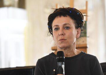 Pisarka Olga Tokarczuk