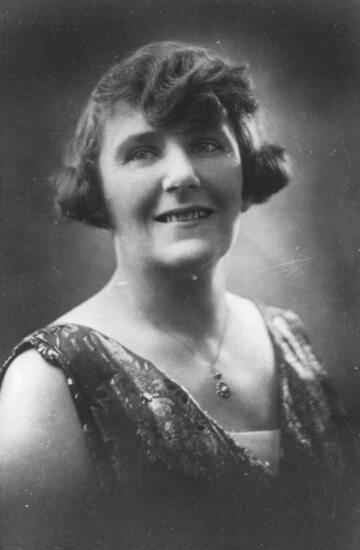 Pisarka Zofia Nałkowska