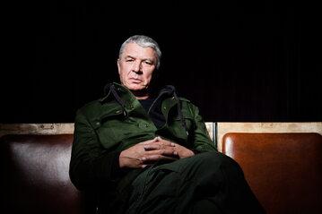 Pisarz Andrzej Stasiuk