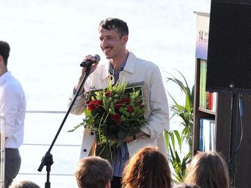 Pisarz Grzegorz Piątek