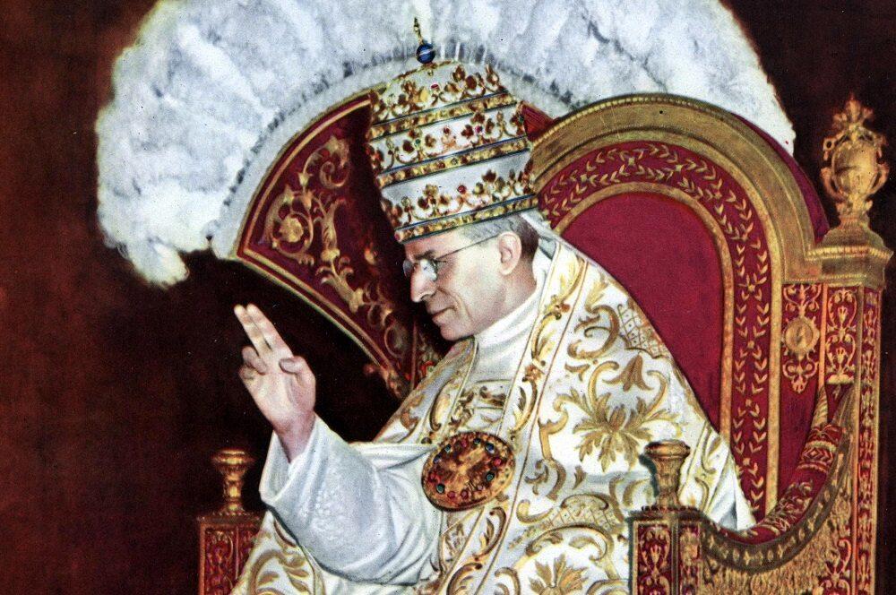 Pius XII w 1939 r.