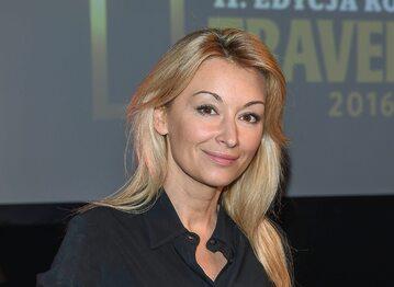 Podróżniczka Martyna Wojciechowska