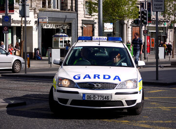 Policja, Irlandia