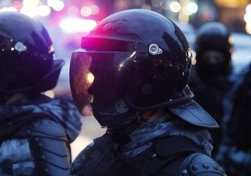 Policja w Rosji, zdjęcie ilustracyjne