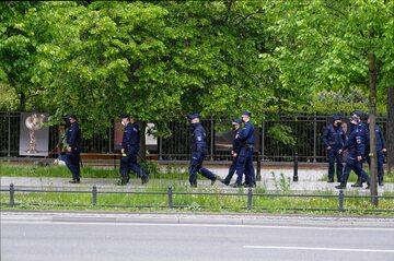 Policjanci. Zdjęcie ilustracyjne