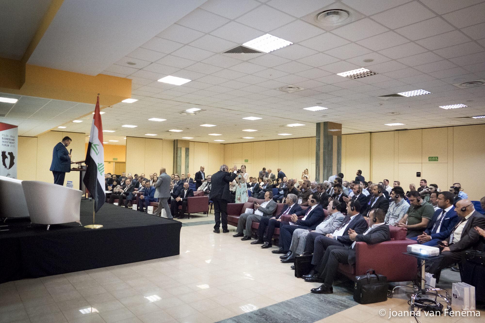 Polish-Iraqi Business and Investment Forum 19-20 czerwca 2018