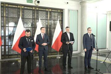 Politycy Konfederacji, Sejm
