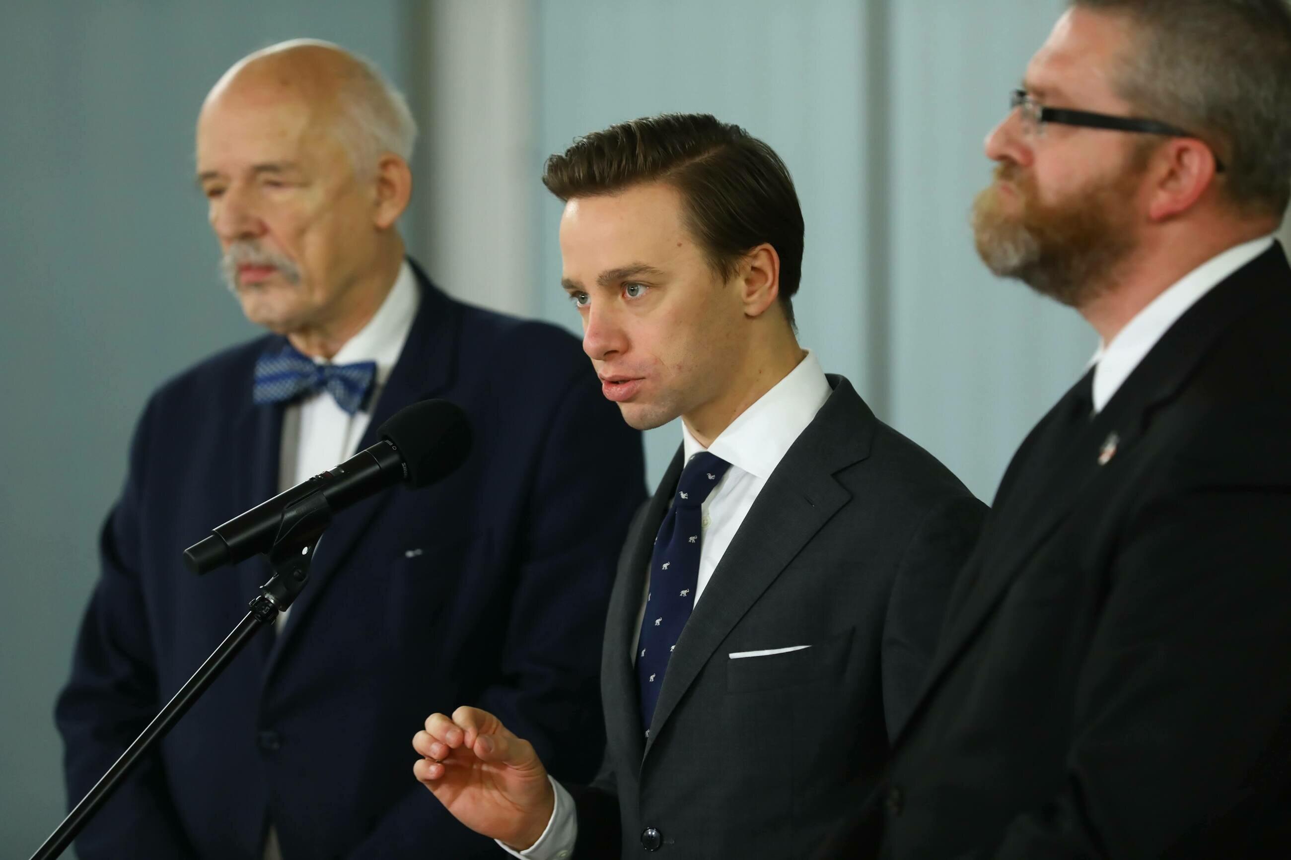 Politycy Konfederacji w Sejmie